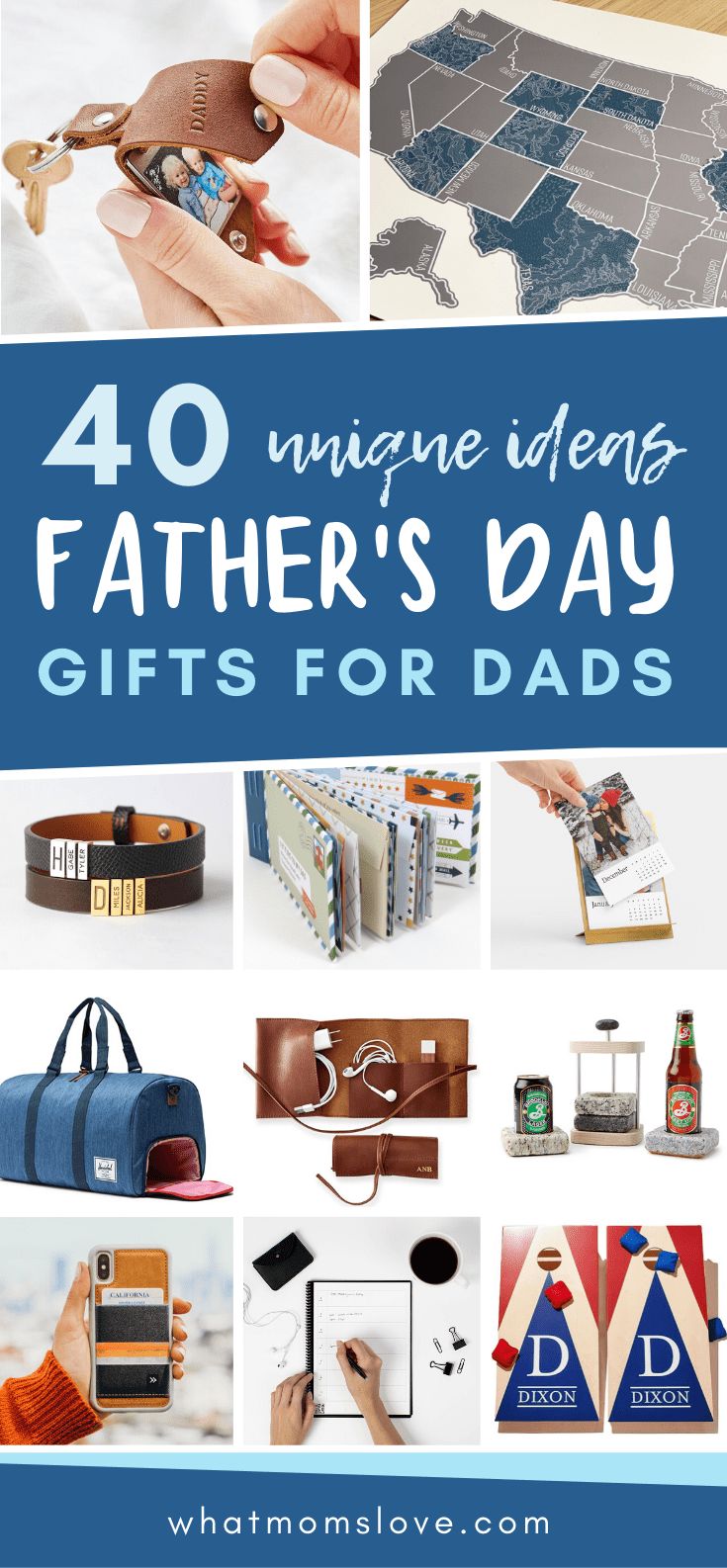 Fathers Day Unique Gift Ideas for Dad