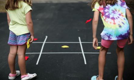 Screen-Free Activities for Back-to-School At Home (Including Recess!)