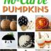 70 creative no-carve pumpkins