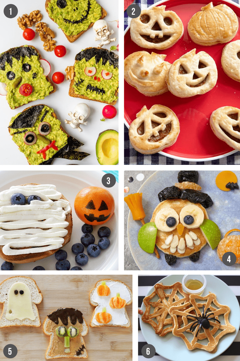 100 Fun Halloween Recipes For Kids Ideas For Breakfast Lunch Dinner Dessert Healthy Snacks What Moms Love