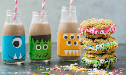 100+ Fun Halloween Recipes For Kids. Ideas For Breakfast, Lunch, Dinner, Dessert + Healthy Snacks!