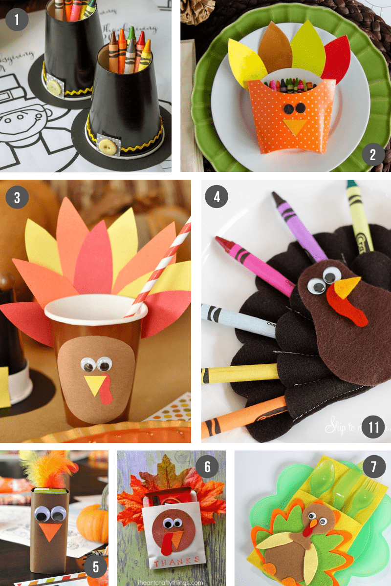 Free Printable Thanksgiving Activity Book for Kids