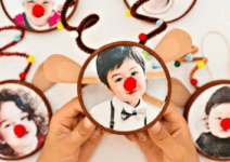 DIY Personalized Christmas Ornament Keepsakes That Kids Can Make (And You'll Treasure Forever)