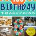 100 birthday traditions pin