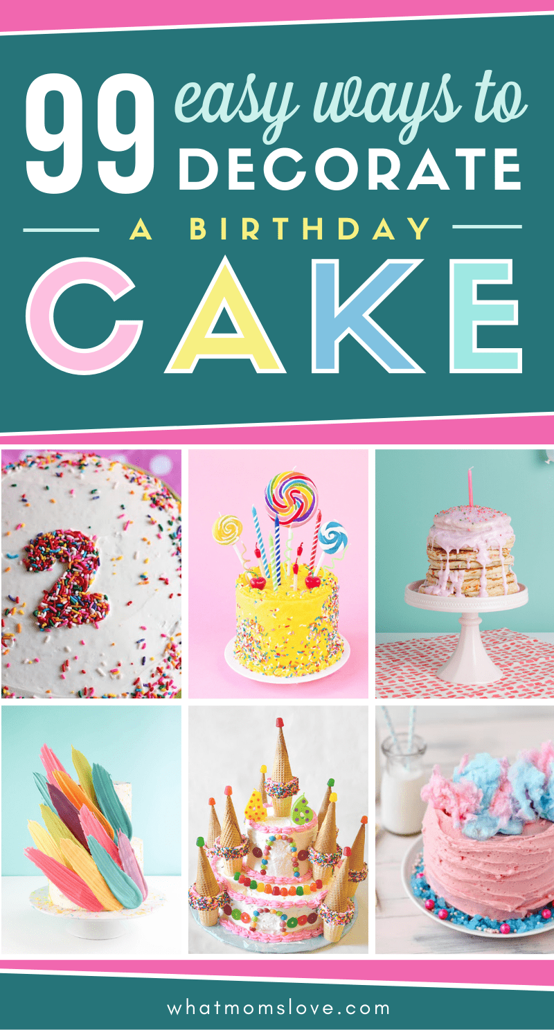 Easter Dessert Ideas for Kids including this super easy lamb cake recipe and tutorial!