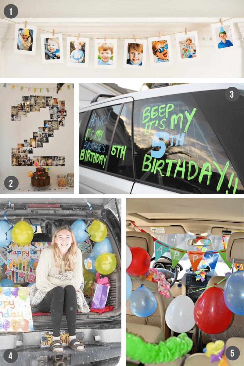 Birthday Countdown for kids