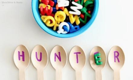 100+ Genius Name Activities for Preschool & Kindergarten