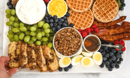 Family-Friendly Brunch Board Ideas & Inspiration